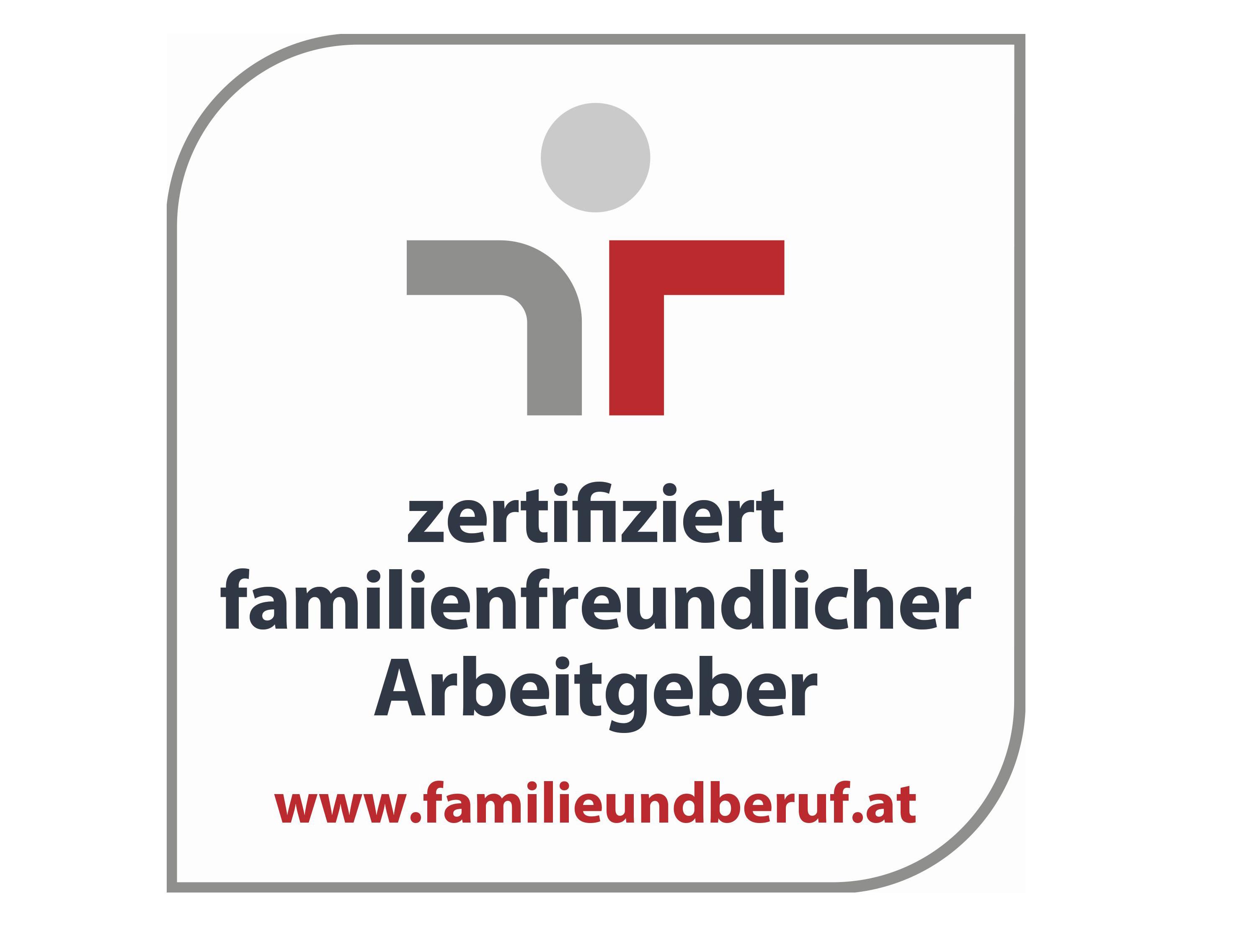 familienfreundlicher Arbeitgeber Siegel